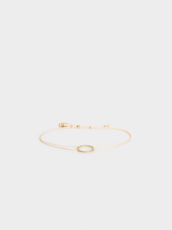 Dusty Lavender Adjustable Bracelet, Pink, hi-res