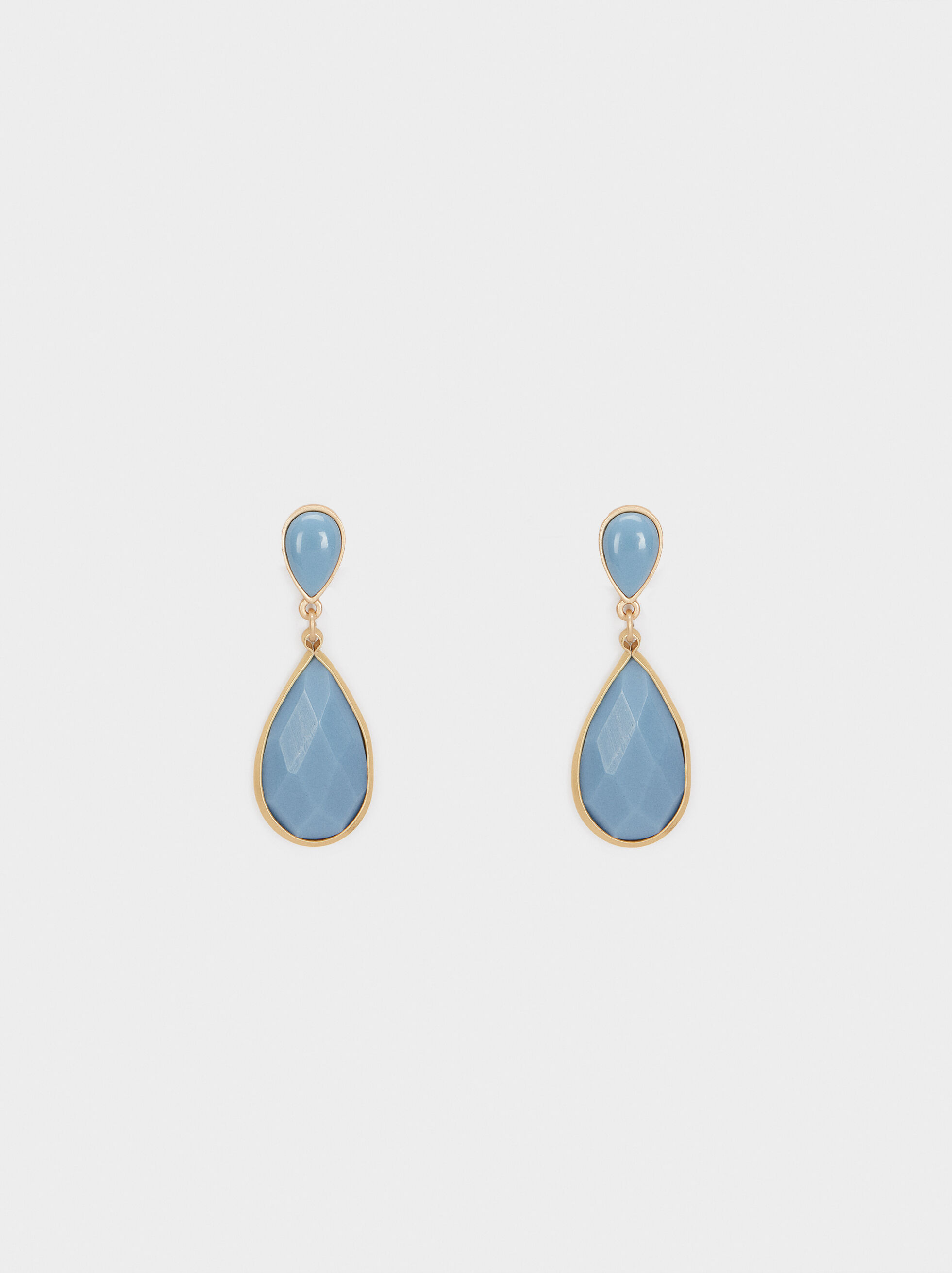 Watercolor Medium Earrings, , hi-res