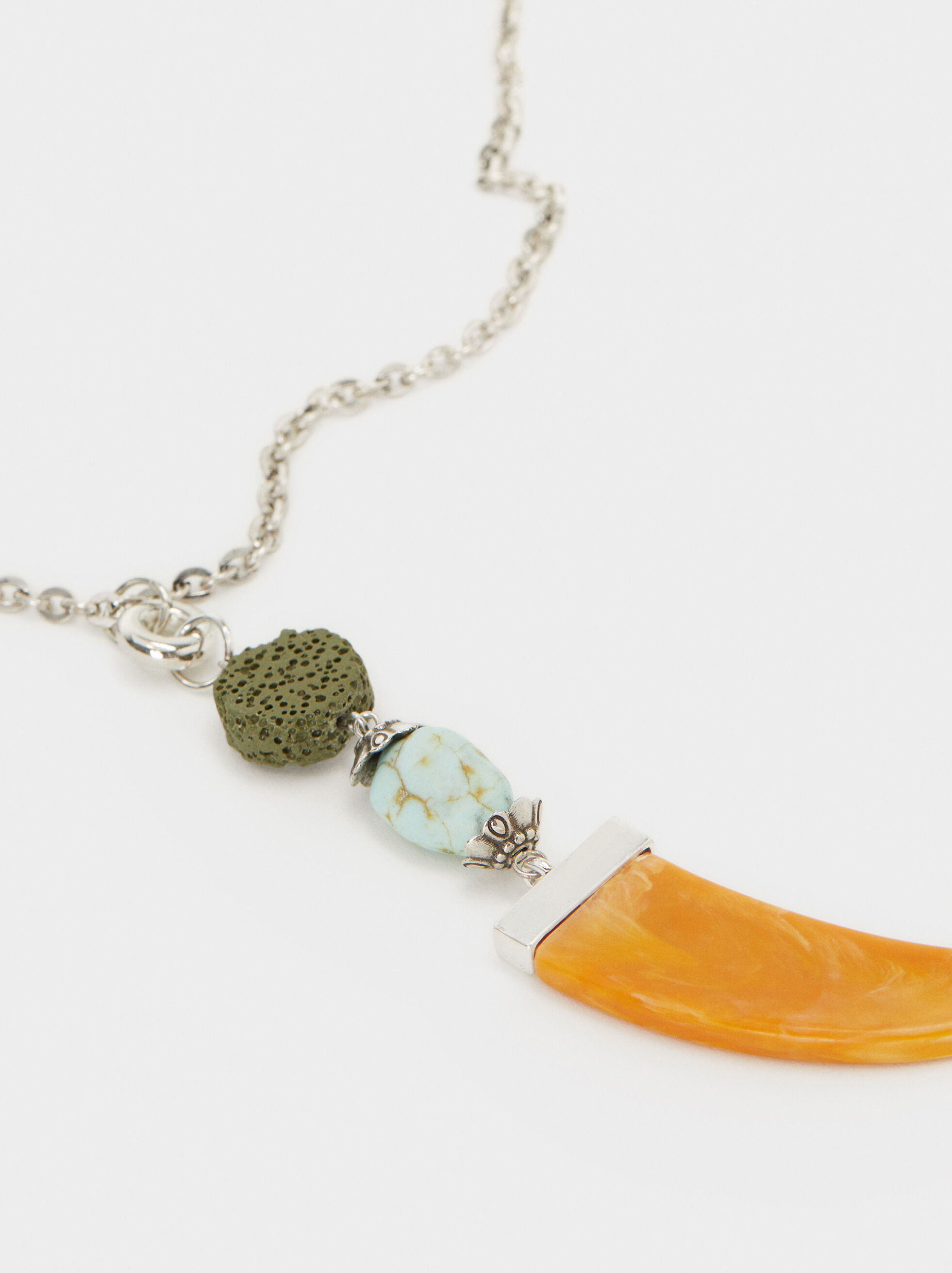 Star Valley Long Necklace, Multicolor, hi-res