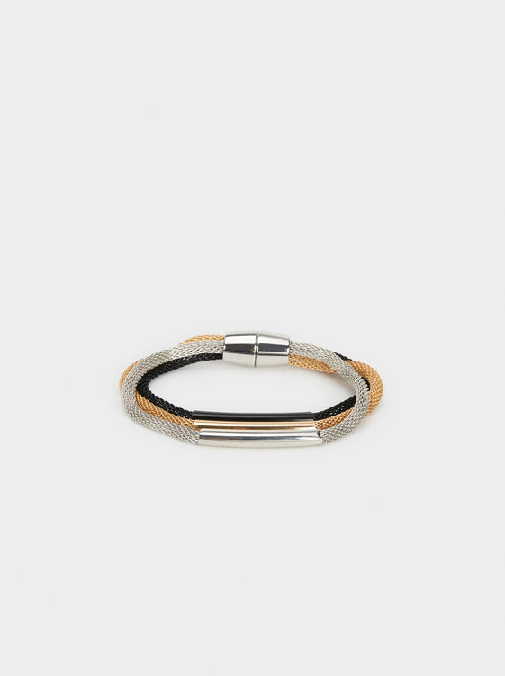 Three-Tone Bracelet, , hi-res