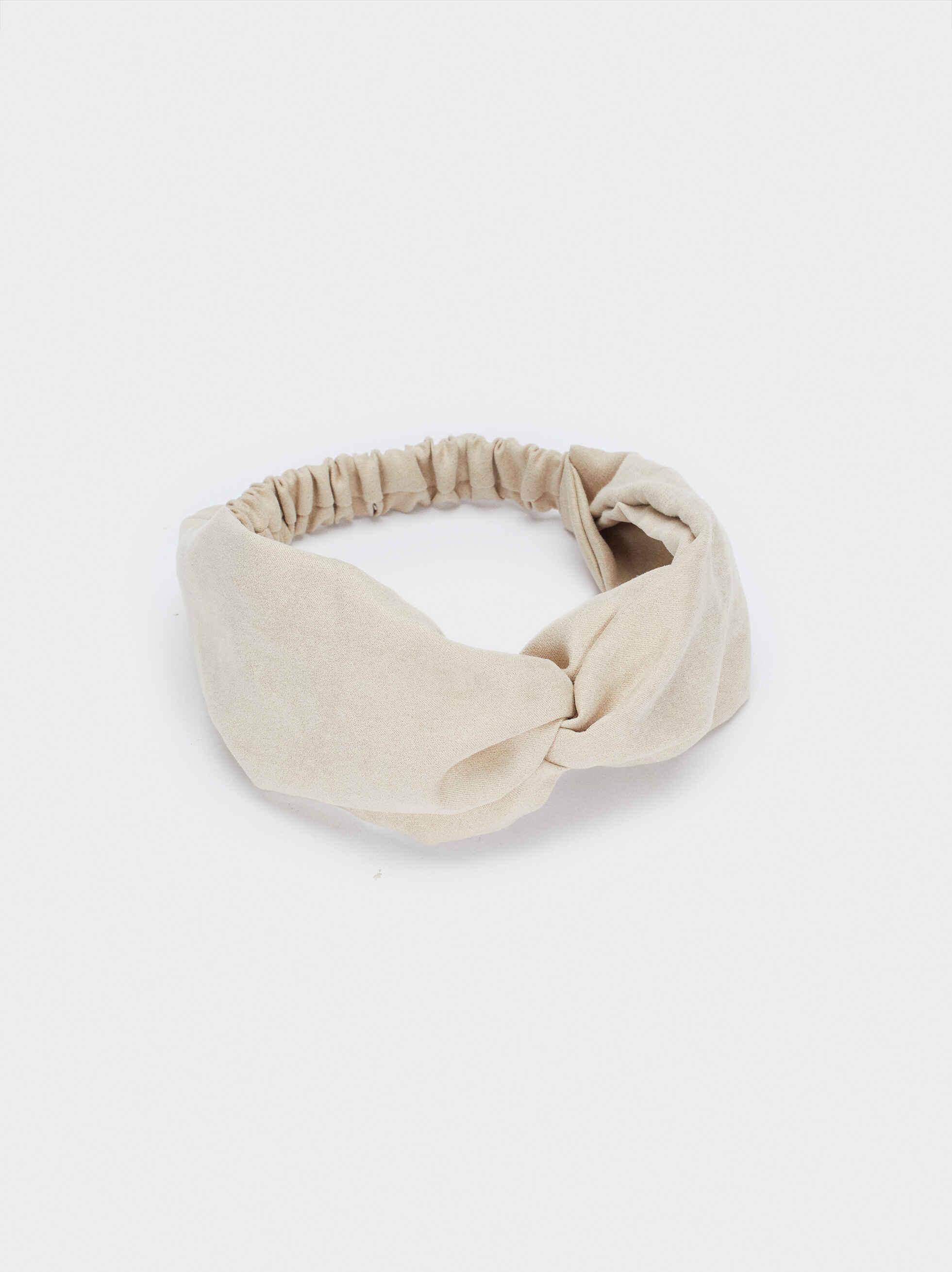 Turban-Style Headband, , hi-res