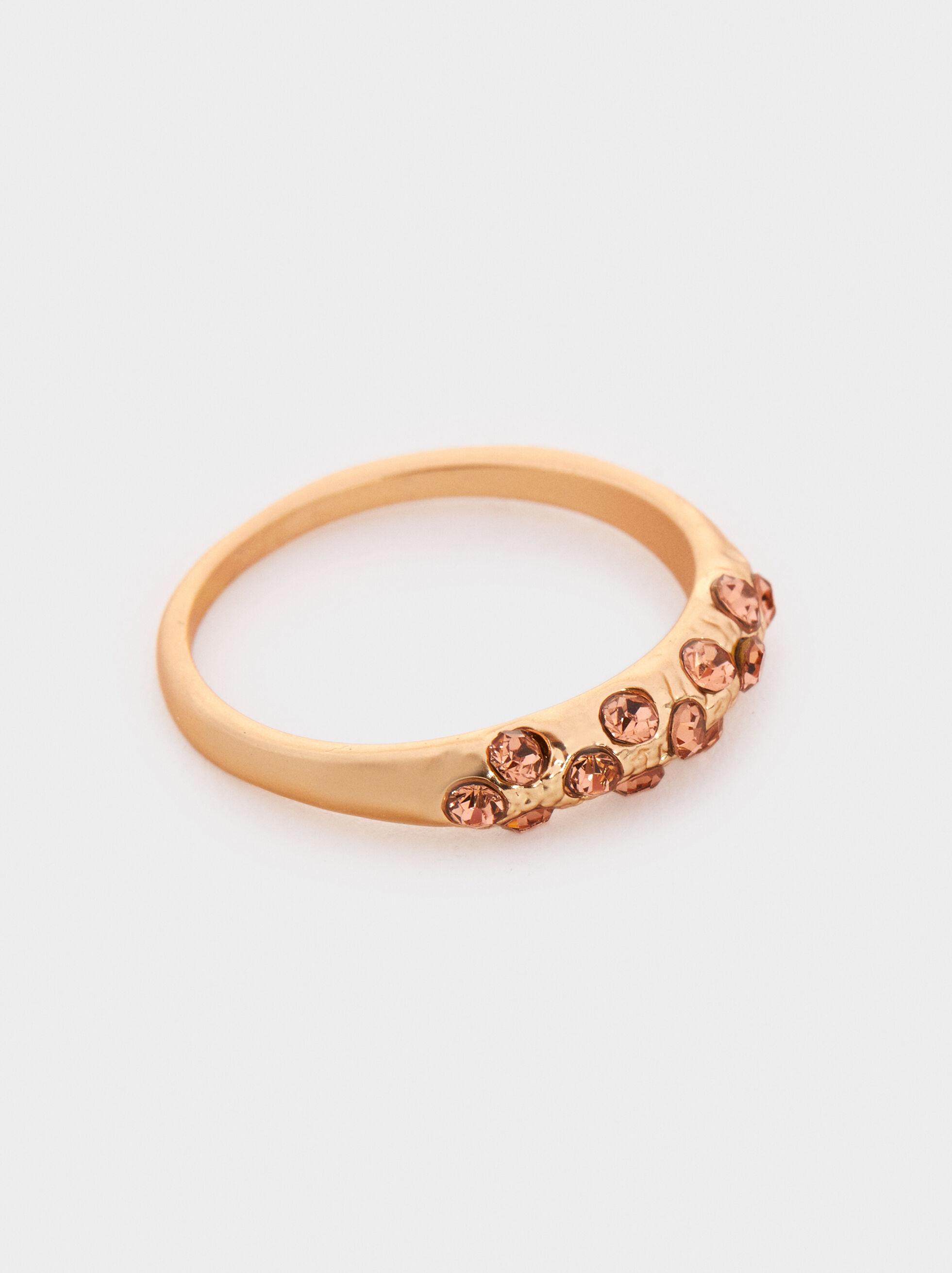 Creme Ring, Pink, hi-res