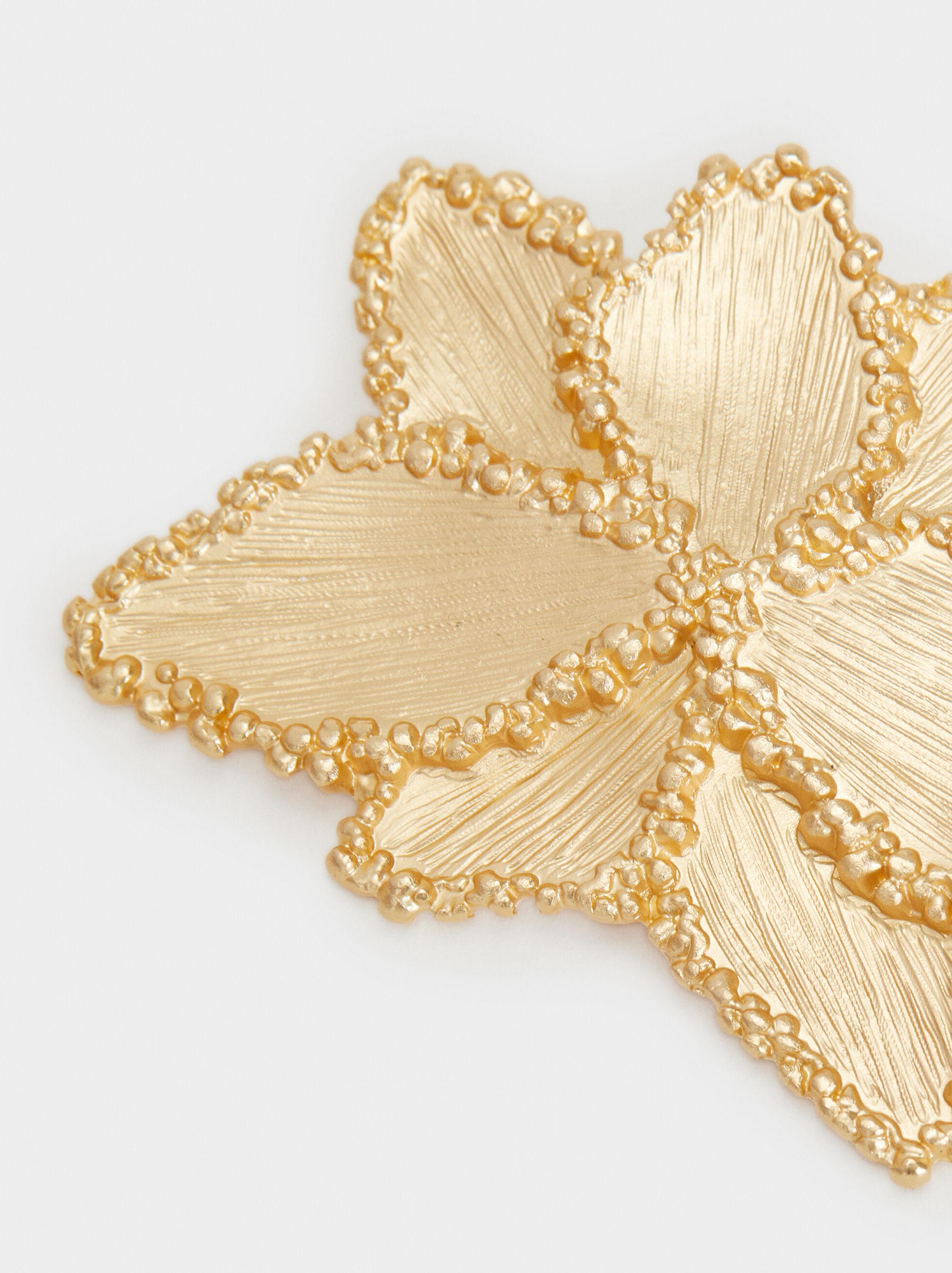 Broche Exclusive Collection, Dorado, hi-res