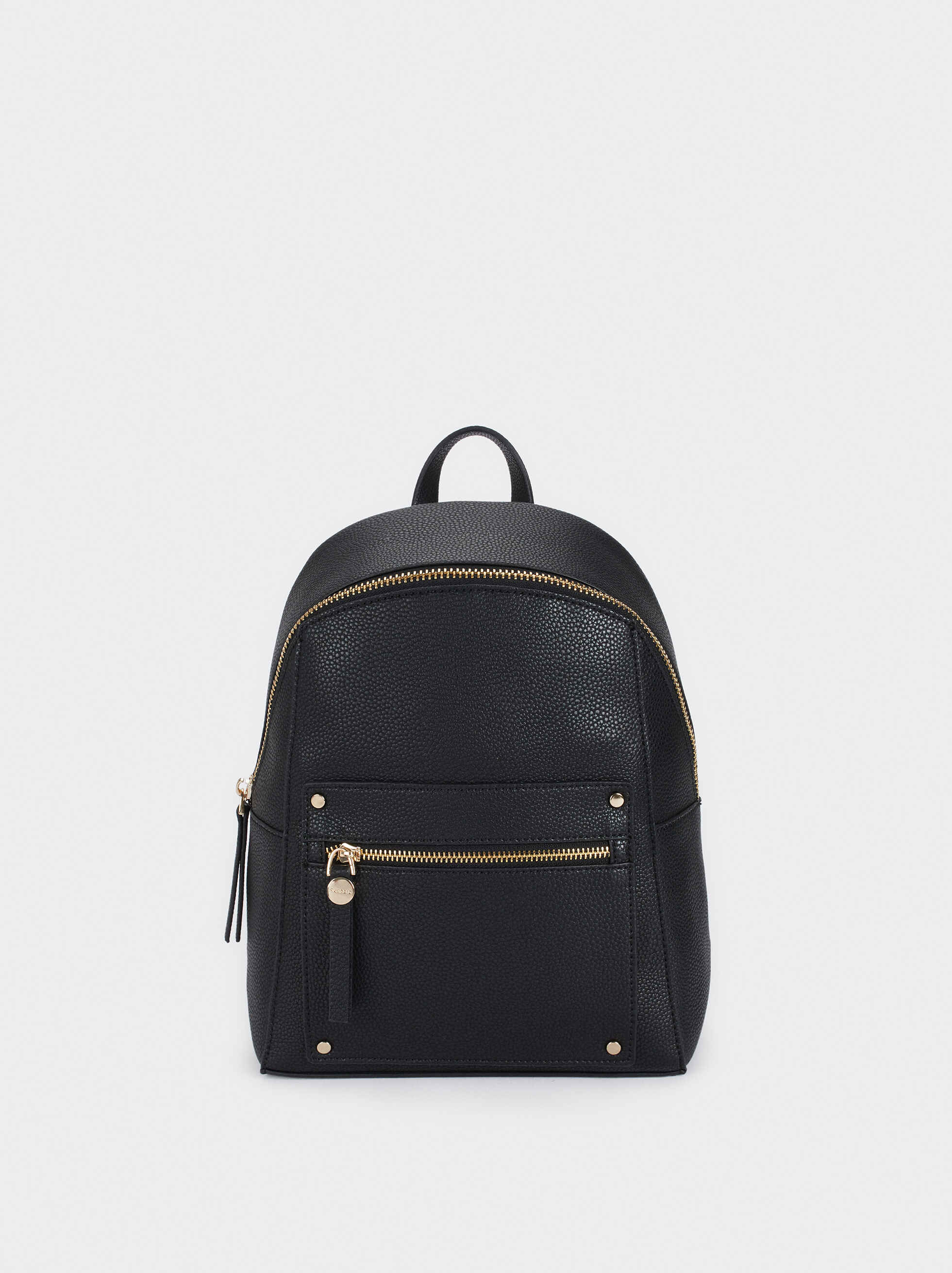 Backpack With Outside Pocket, , hi-res