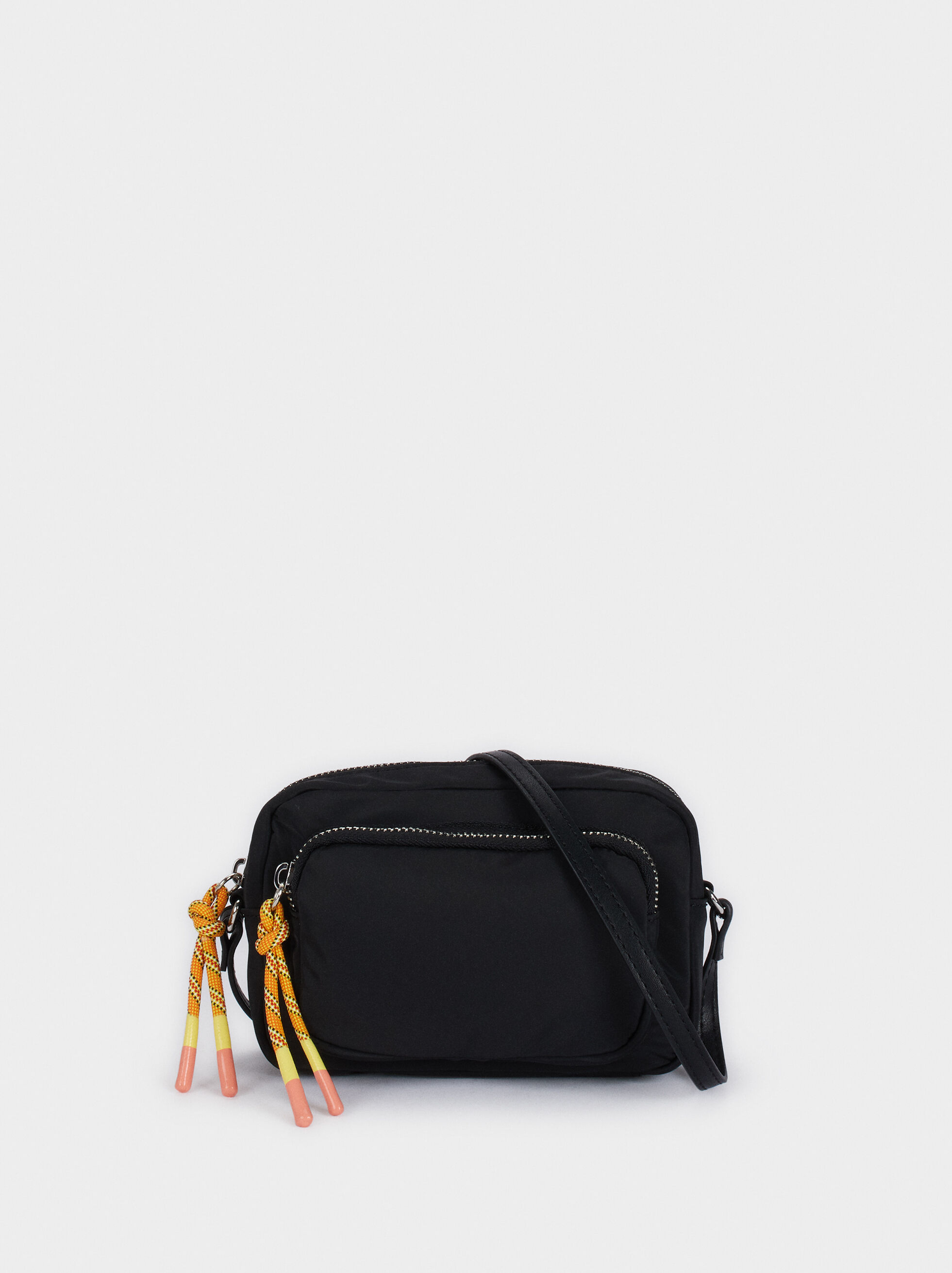Nylon Crossbody Bag , , hi-res