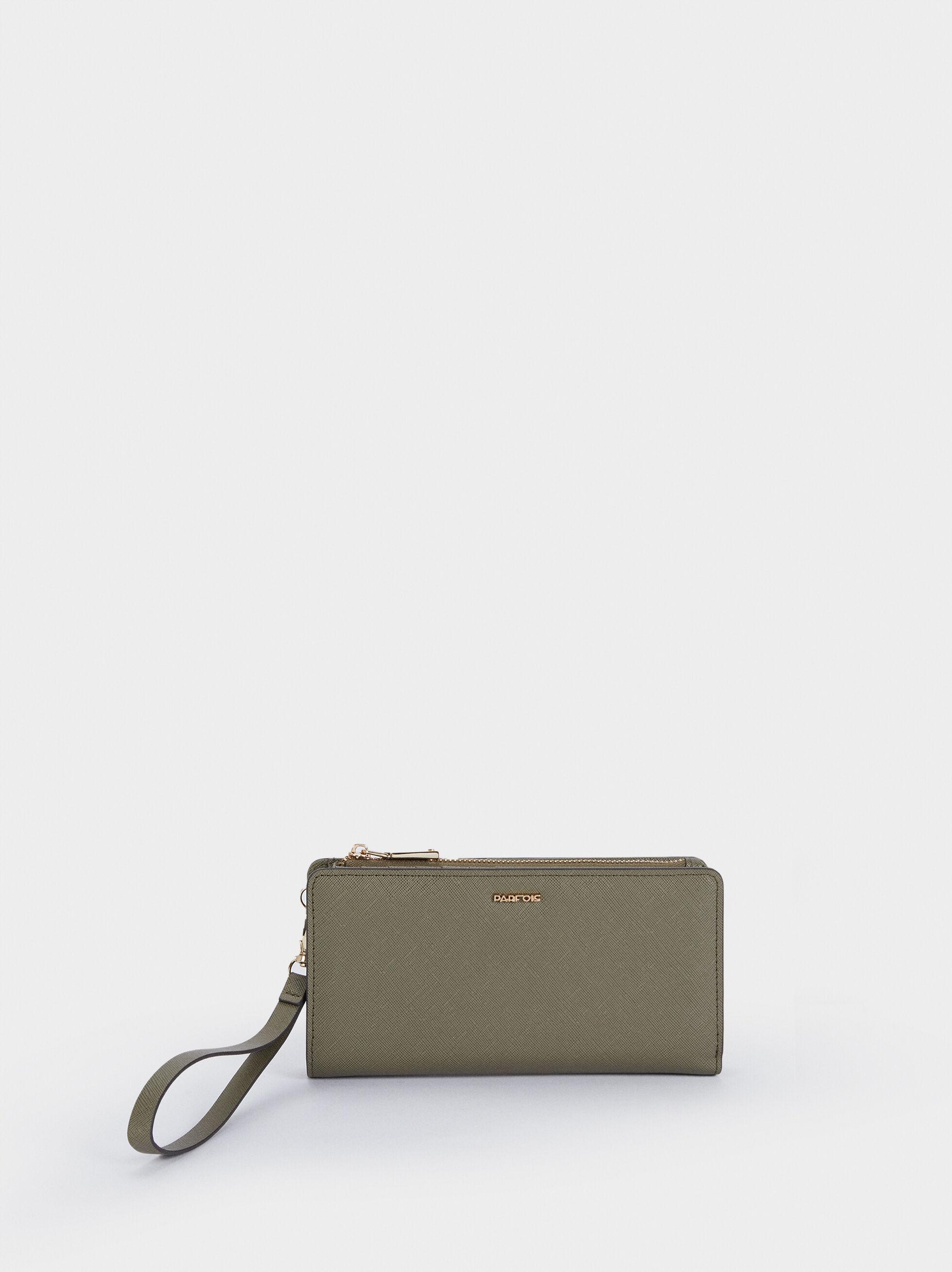 Plain Long Wallet, , hi-res