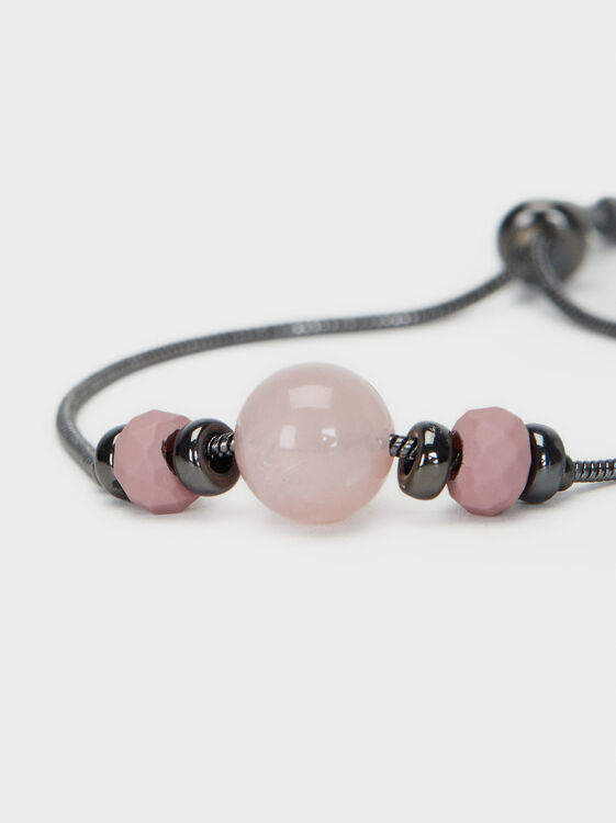 Cosmic Pink Adjustable Sphere Bracelet , Multicolor, hi-res