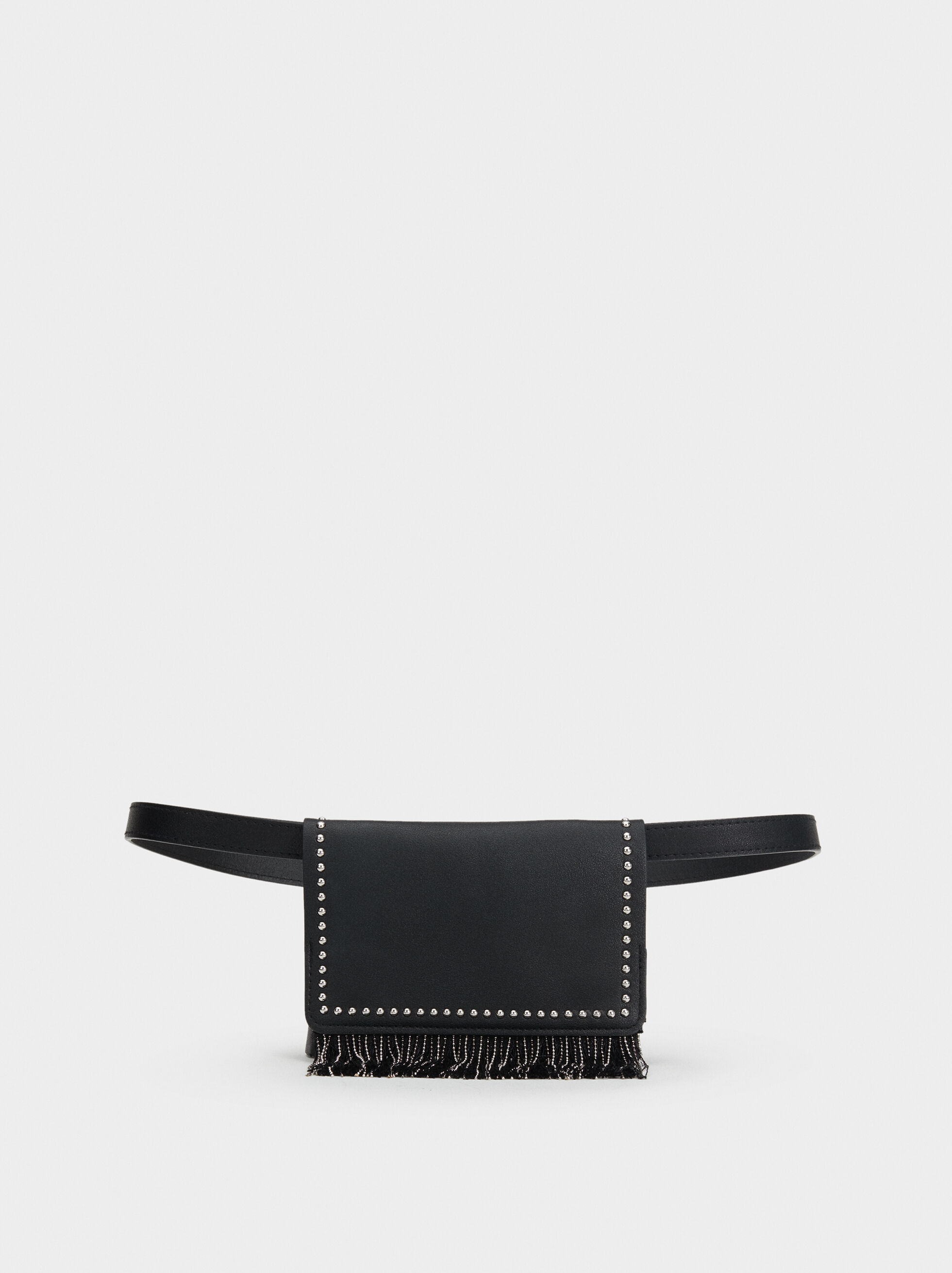 Belt Bag With Studs, , hi-res
