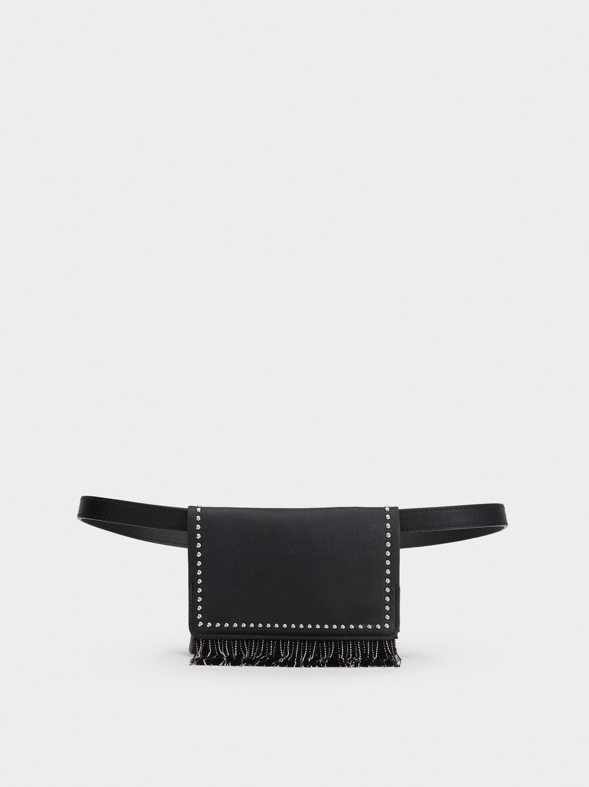 Belt Bag With Studs, , hi-res