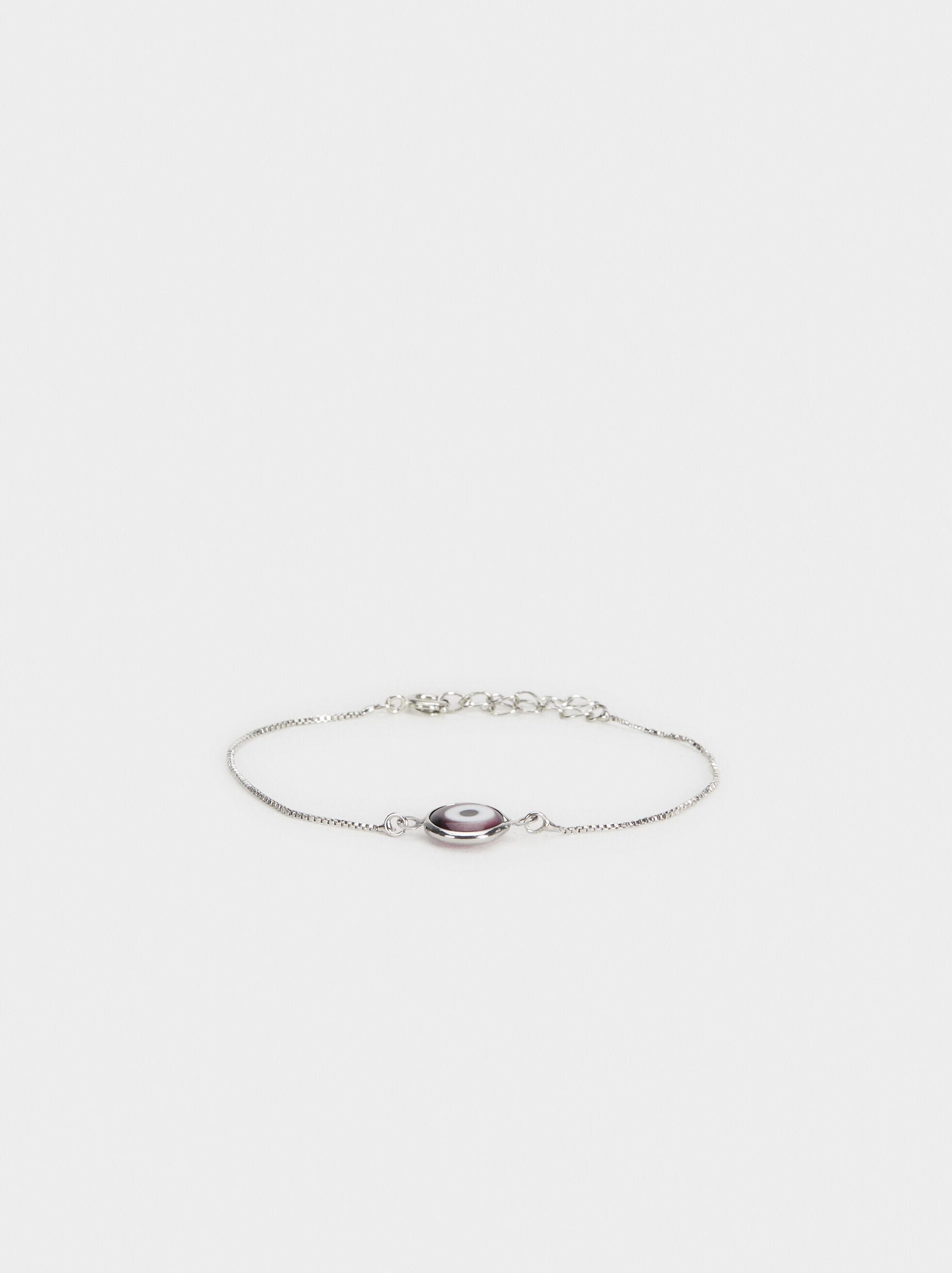 Eye Bracelet, Pink, hi-res