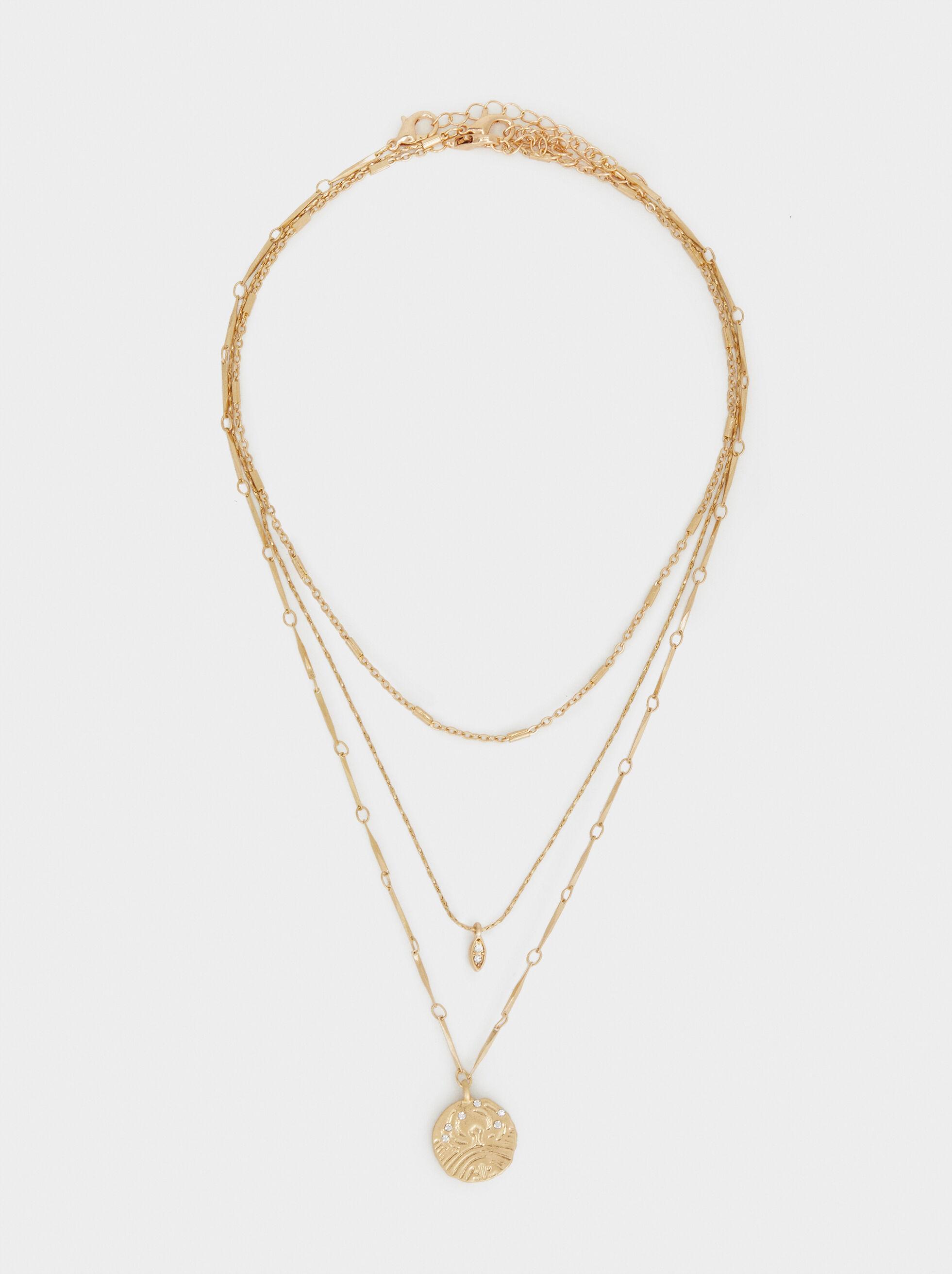 Pendant Necklace Set, , hi-res