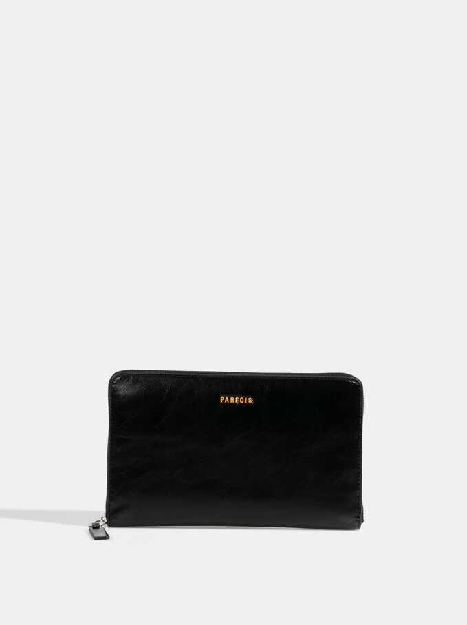 Fauna Wallet, Black, hi-res