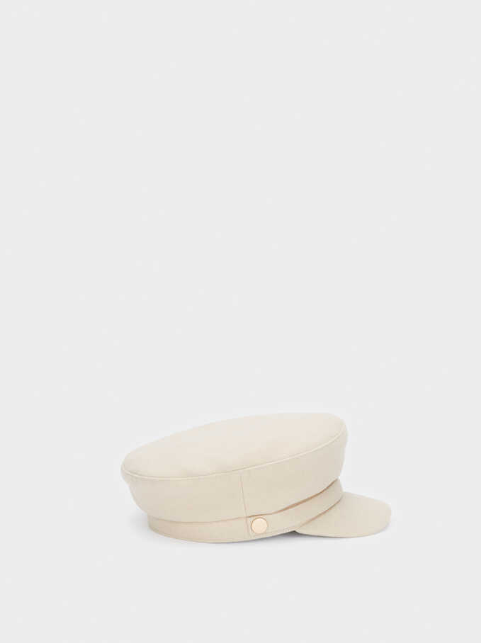 Sailor Cap, Beige, hi-res