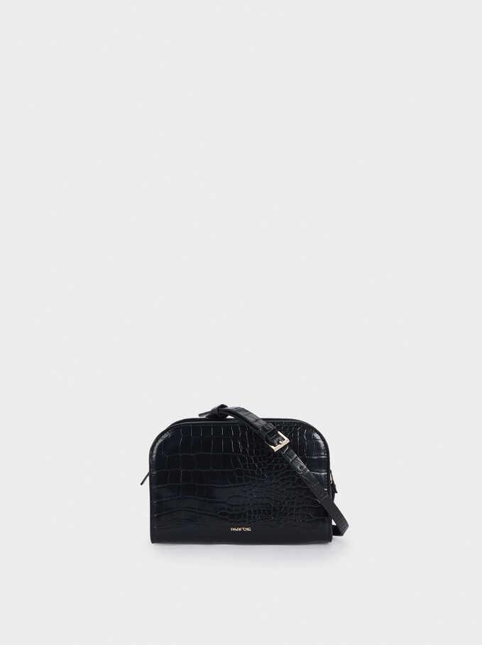 Animal Print Crossbody Bag, , hi-res