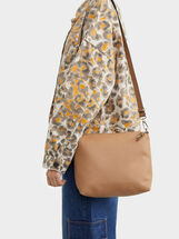 Reversible Tote Bag With Removable Inner Section, Ecru, hi-res