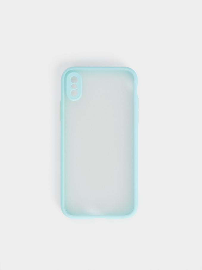 Iphone 12 Phone Case, Blue, hi-res