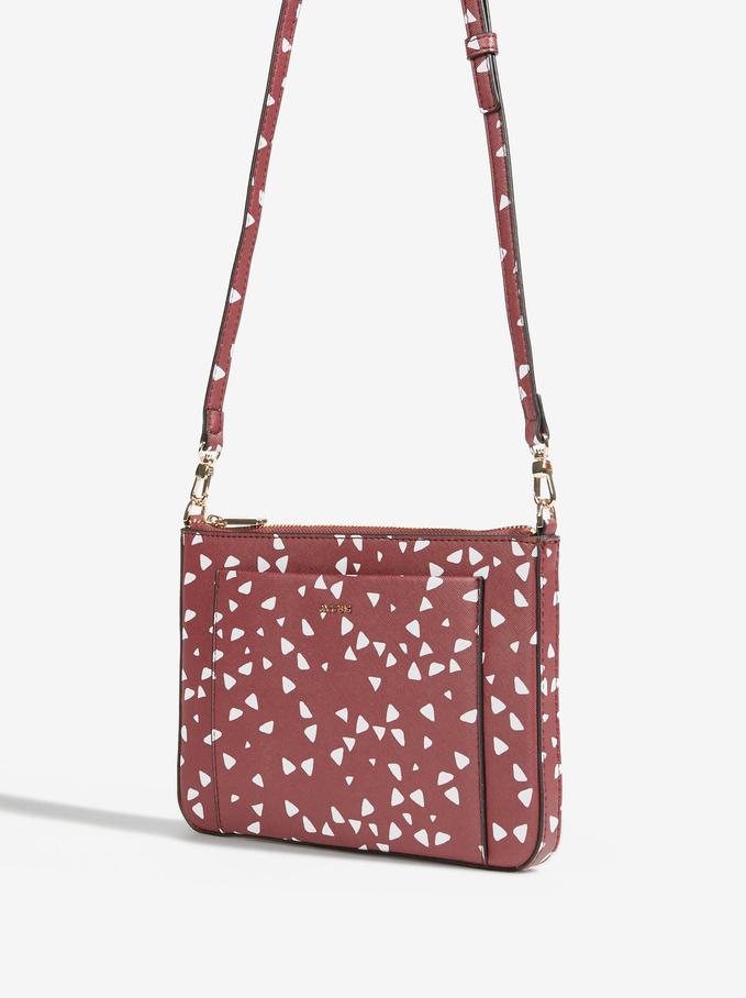 Fame Cross Bag, Brick Red, hi-res