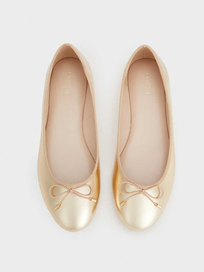 Bailarinas Special Price, Dorado, hi-res