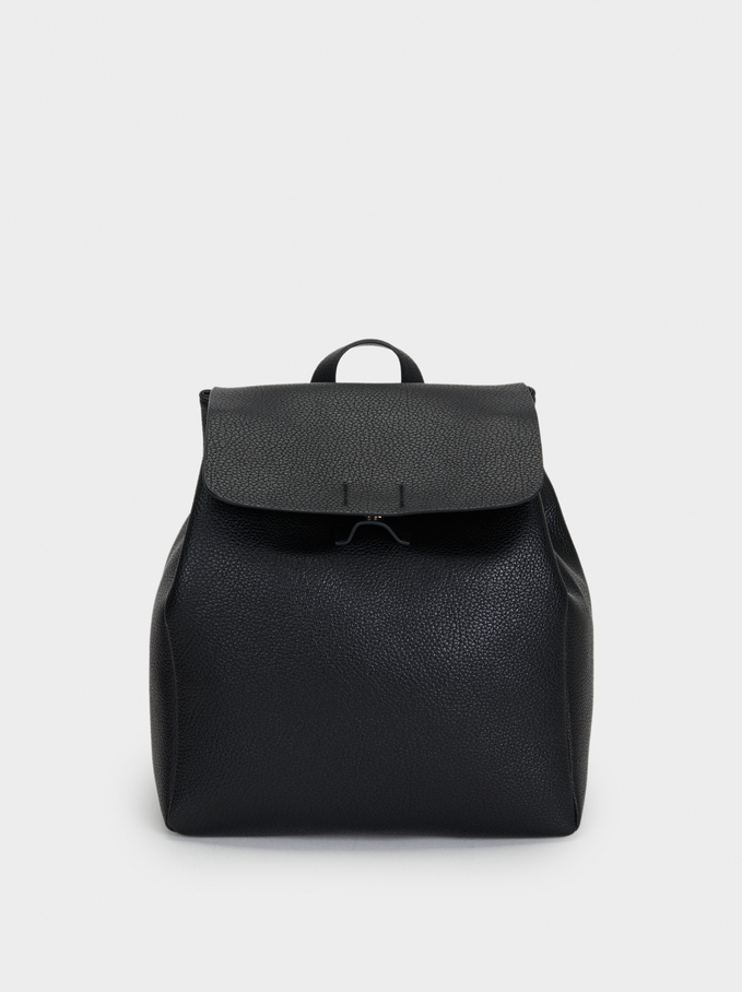 Soak Backpack, Black, hi-res