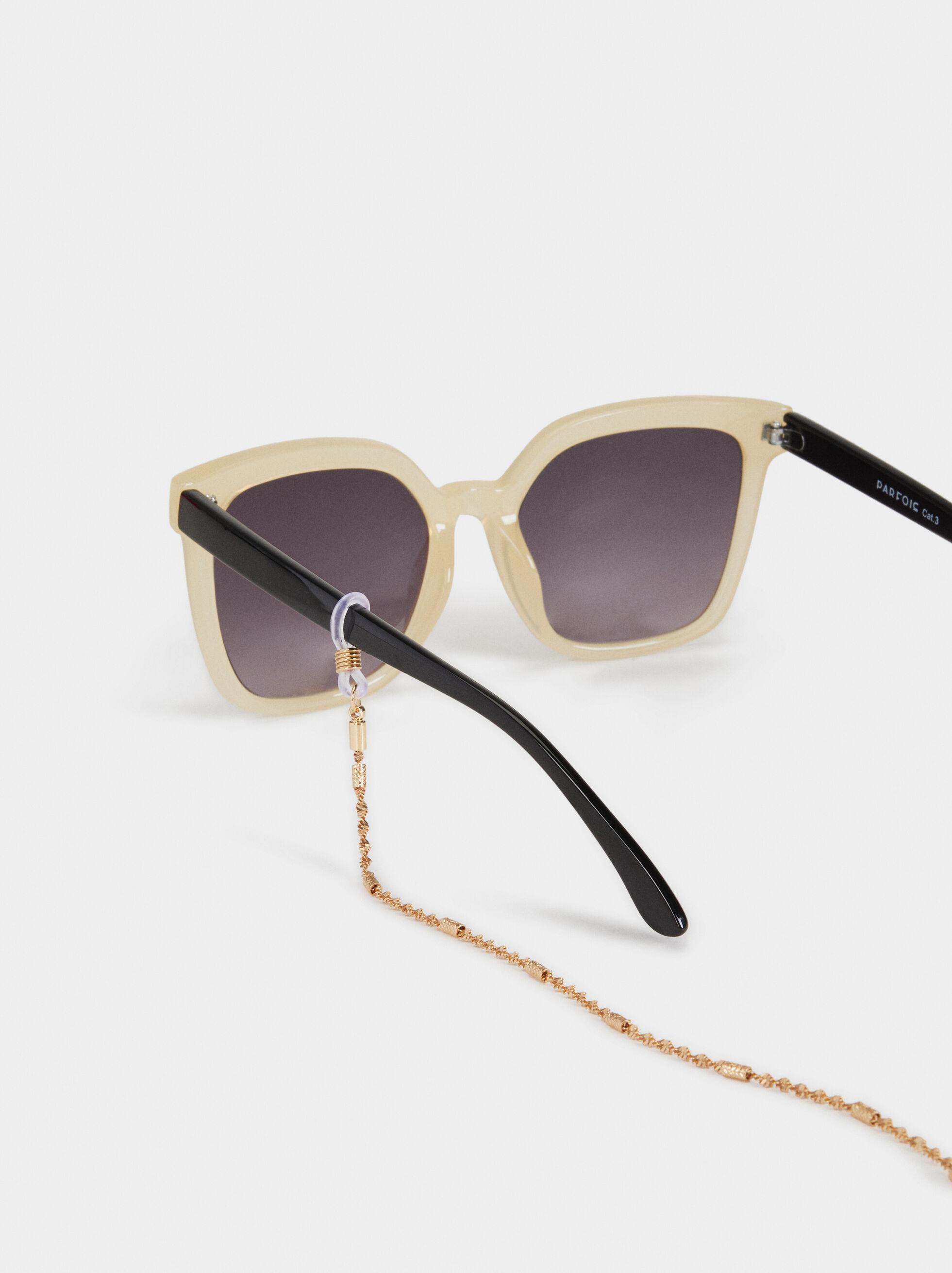 Chain Glasses Cord, Golden, hi-res