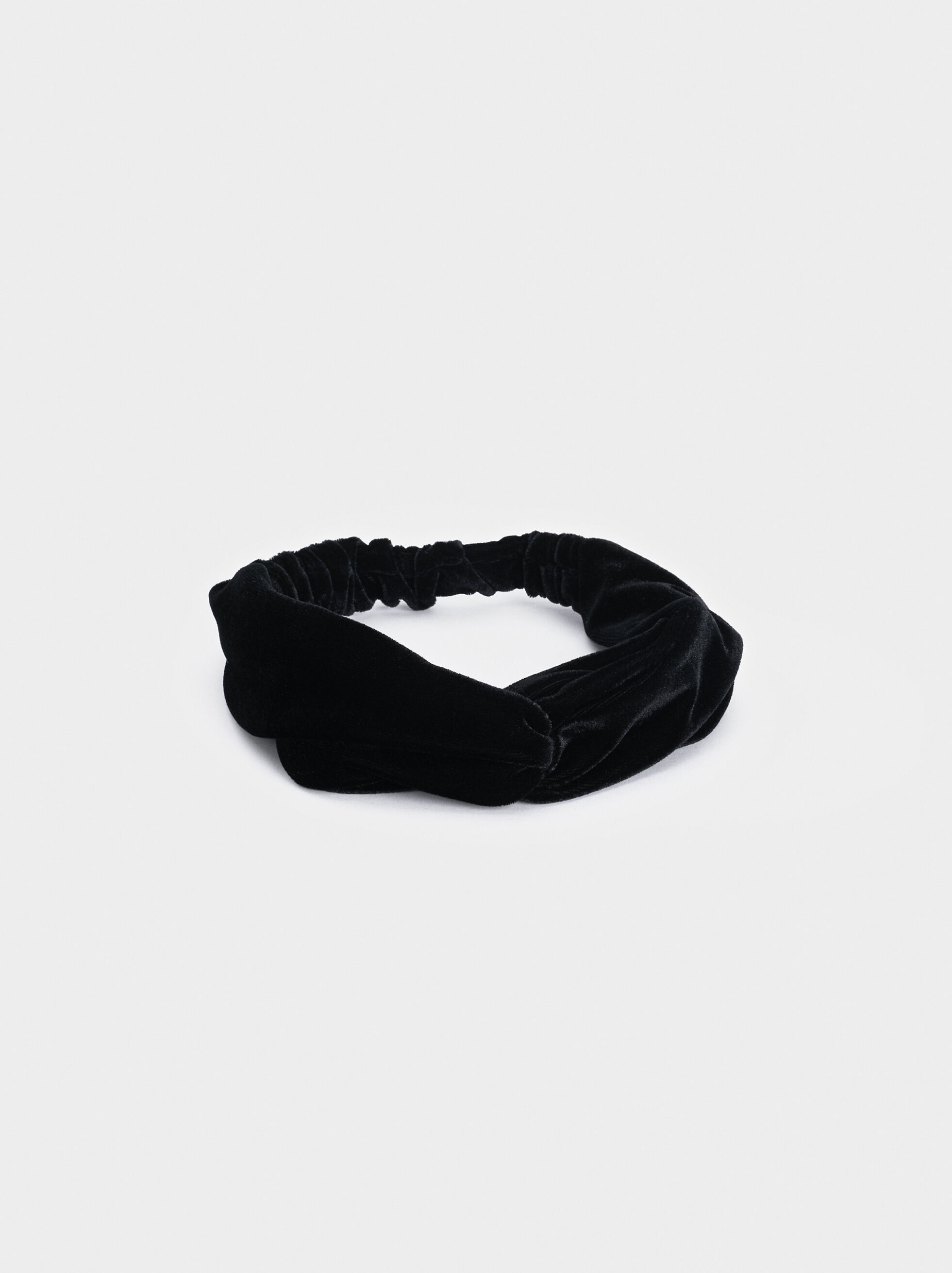 Velvet Headband, , hi-res