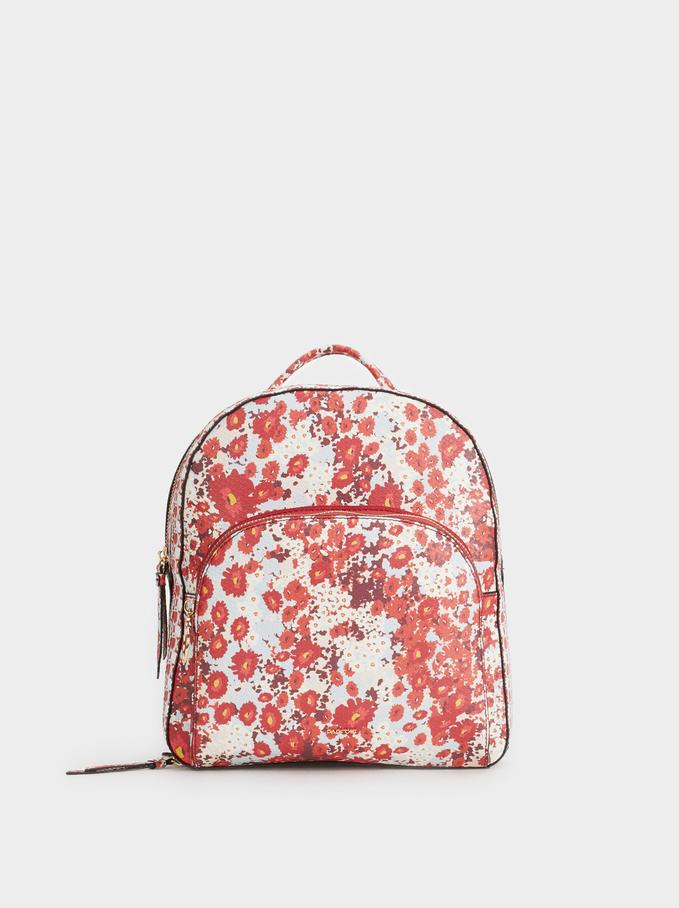 Grazel Backpack, Blue, hi-res