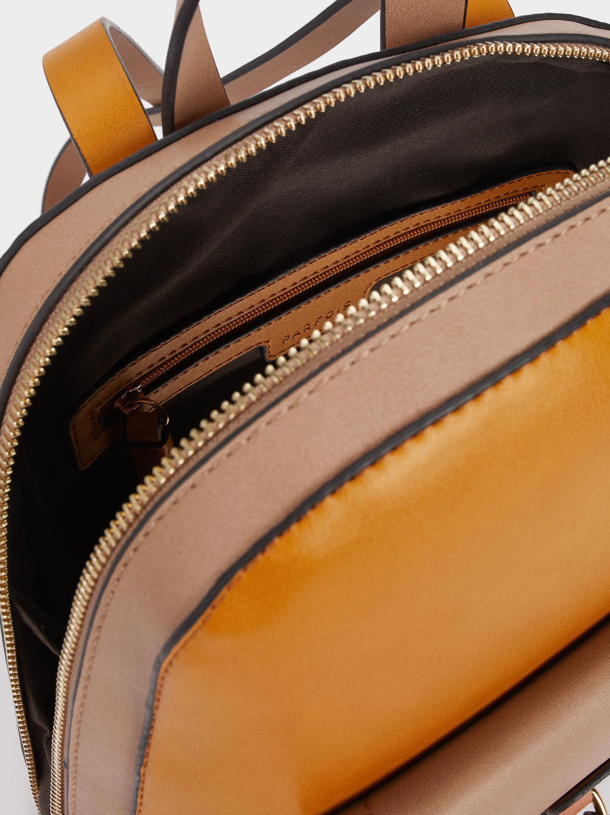 Lotus Backpack, Mustard, hi-res