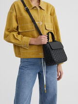 Braided Crossbody Bag, , hi-res