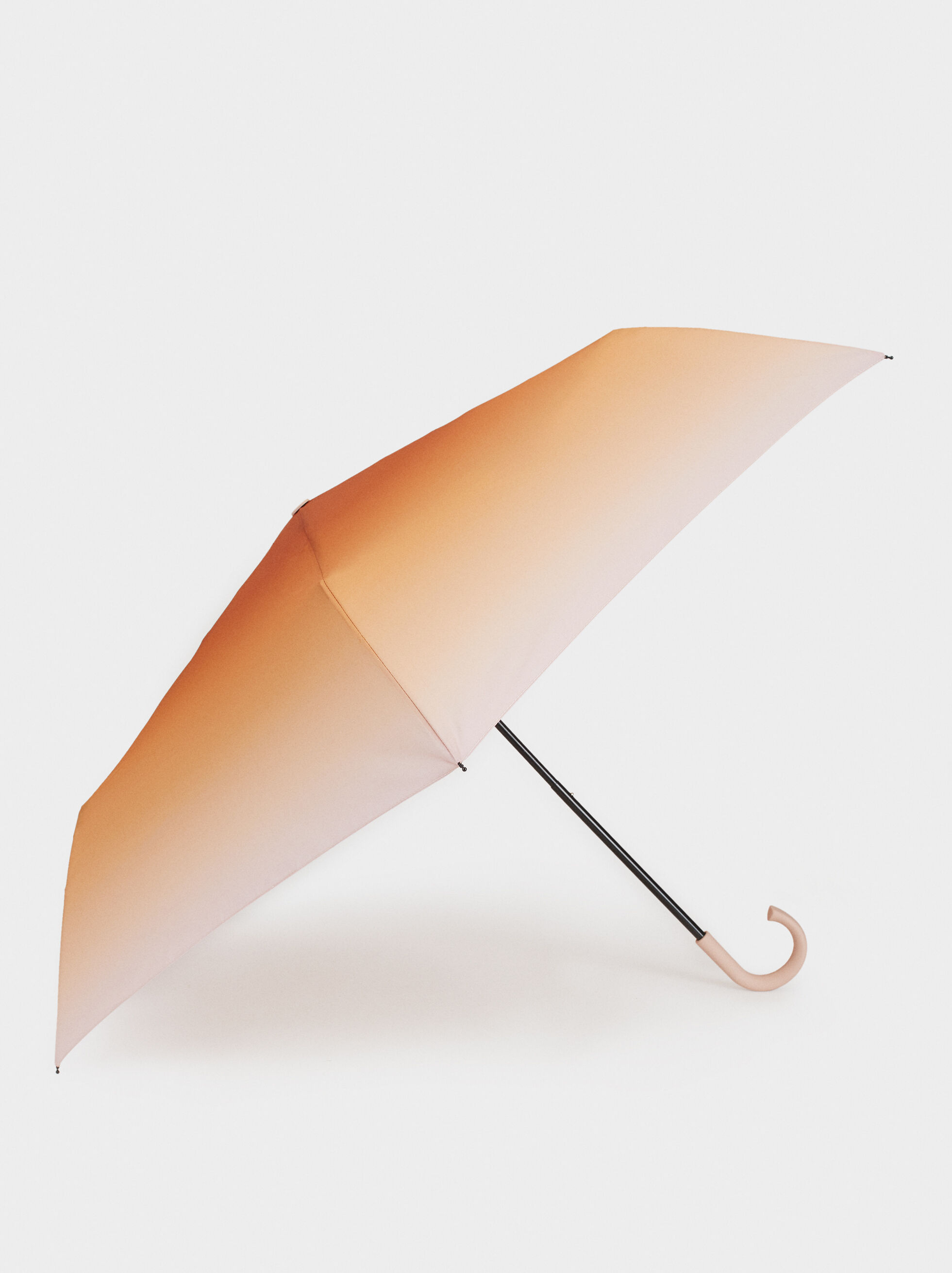 Small Ombré Umbrella, Pink, hi-res