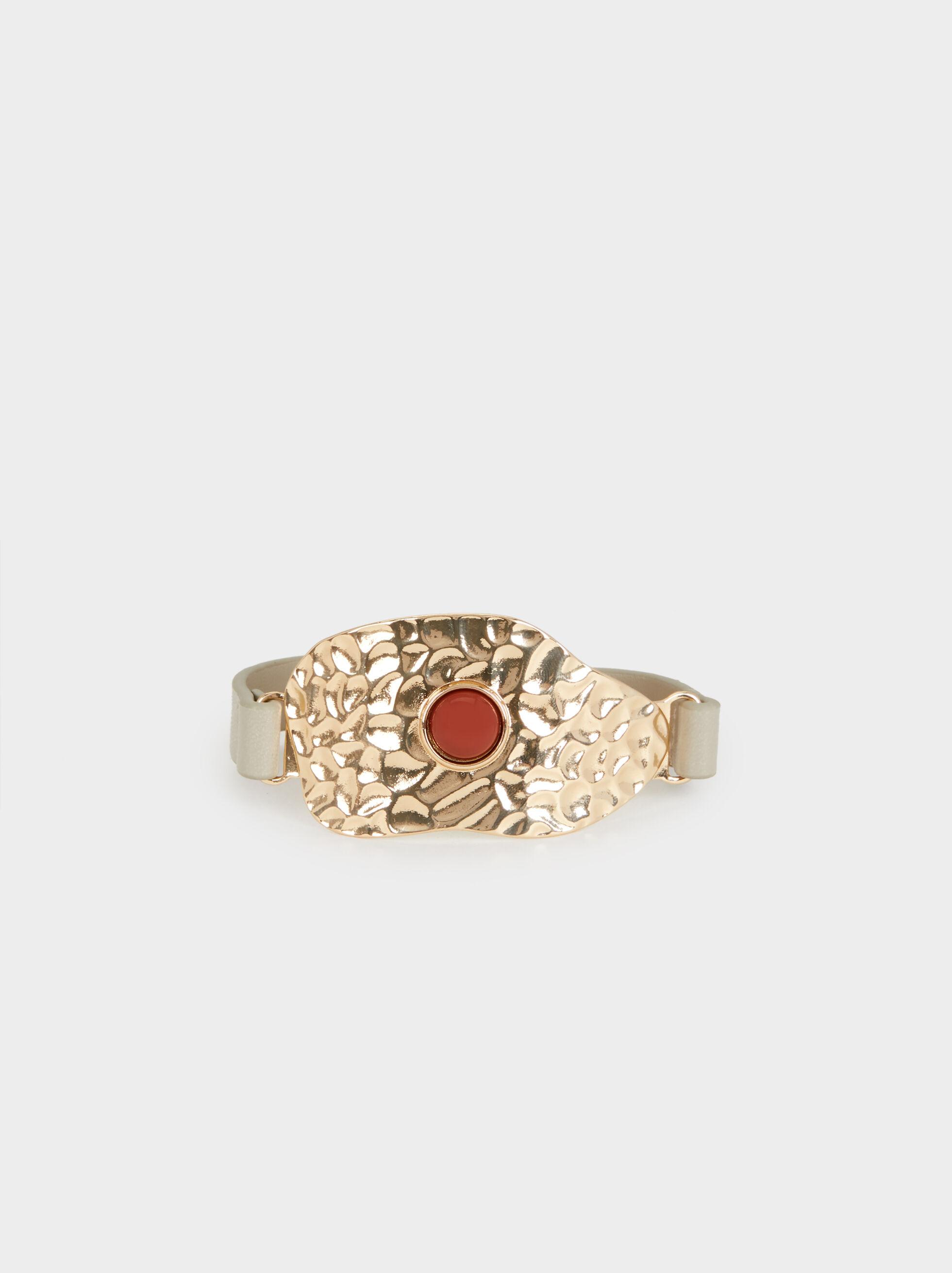 Land Adjustable Cuff Bracelet, Multicolor, hi-res