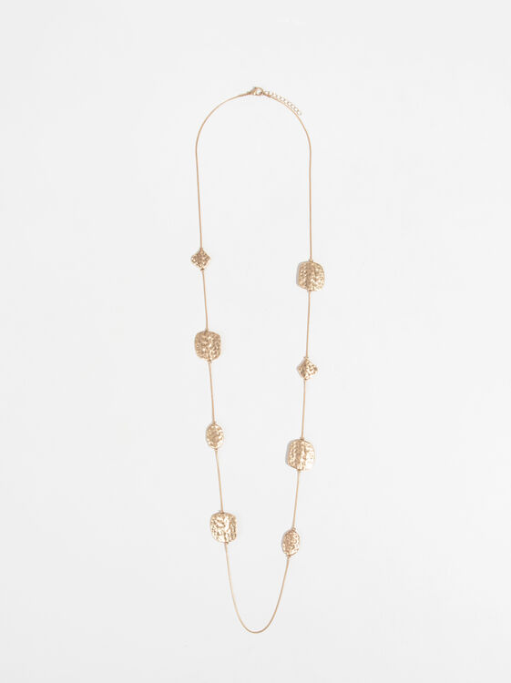 Golden Basics Long Necklace, , hi-res
