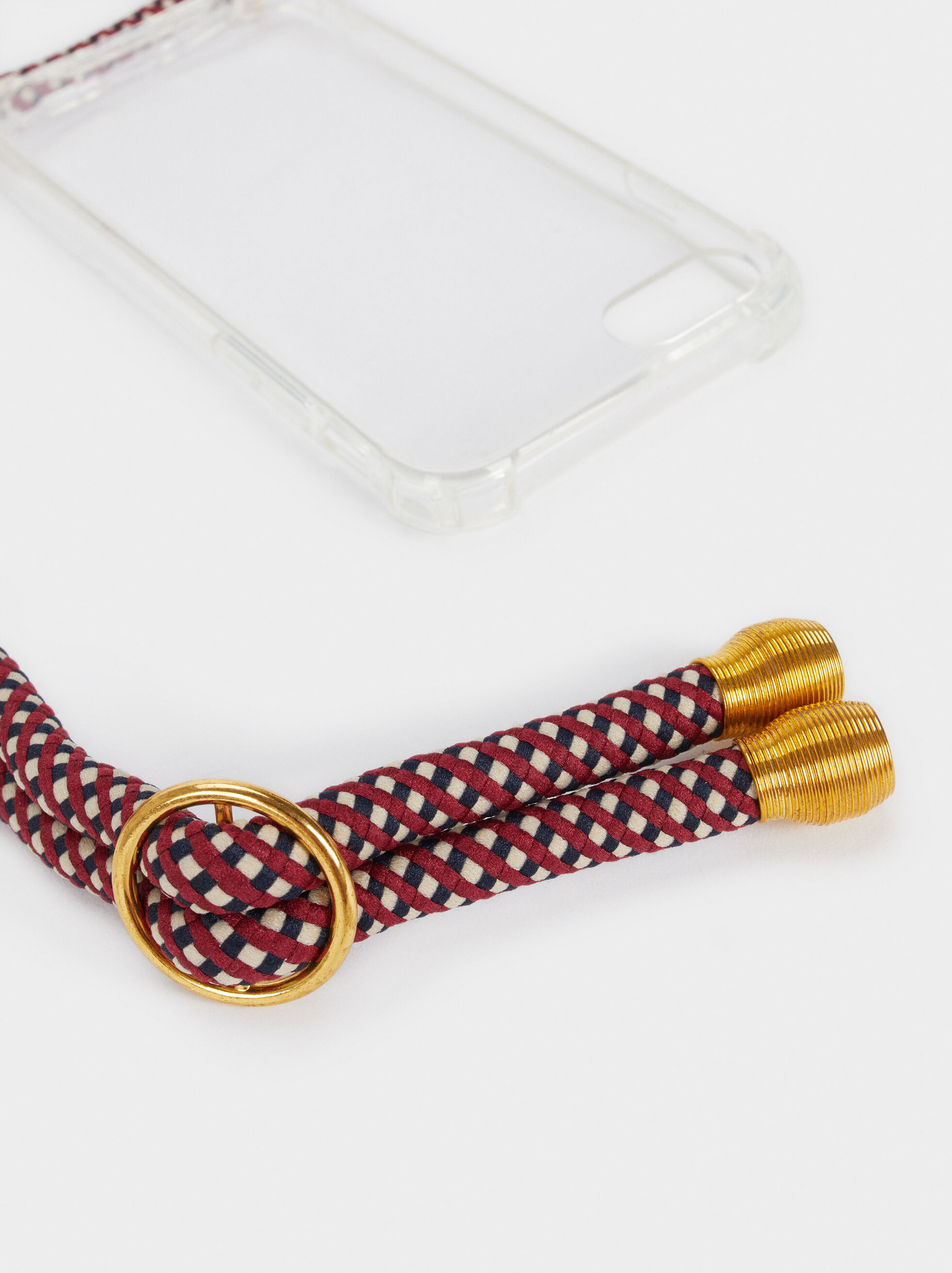 Iphone 6/7/8 Case With Cord, Multicolor, hi-res