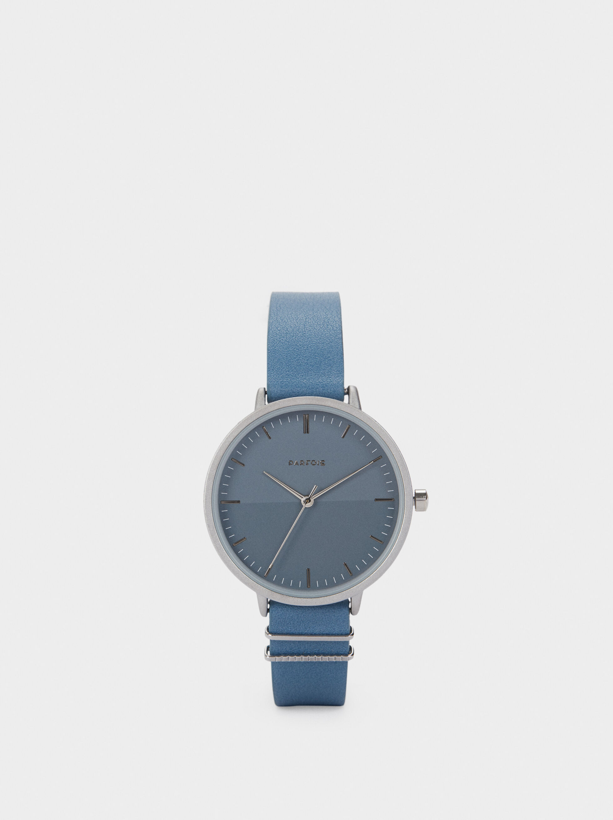 Watch With Round Face, , hi-res