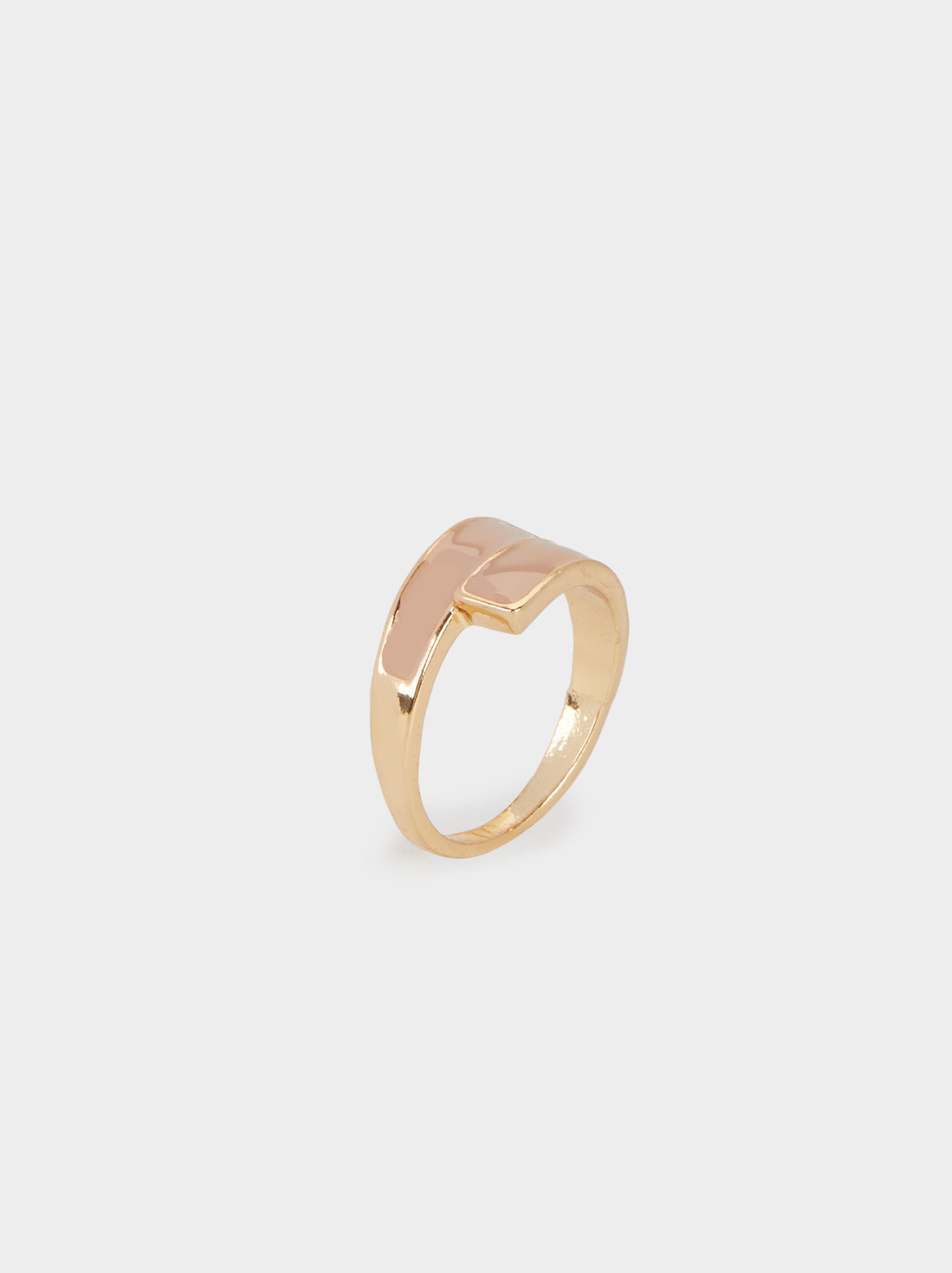 Land Overlapped Ring, , hi-res