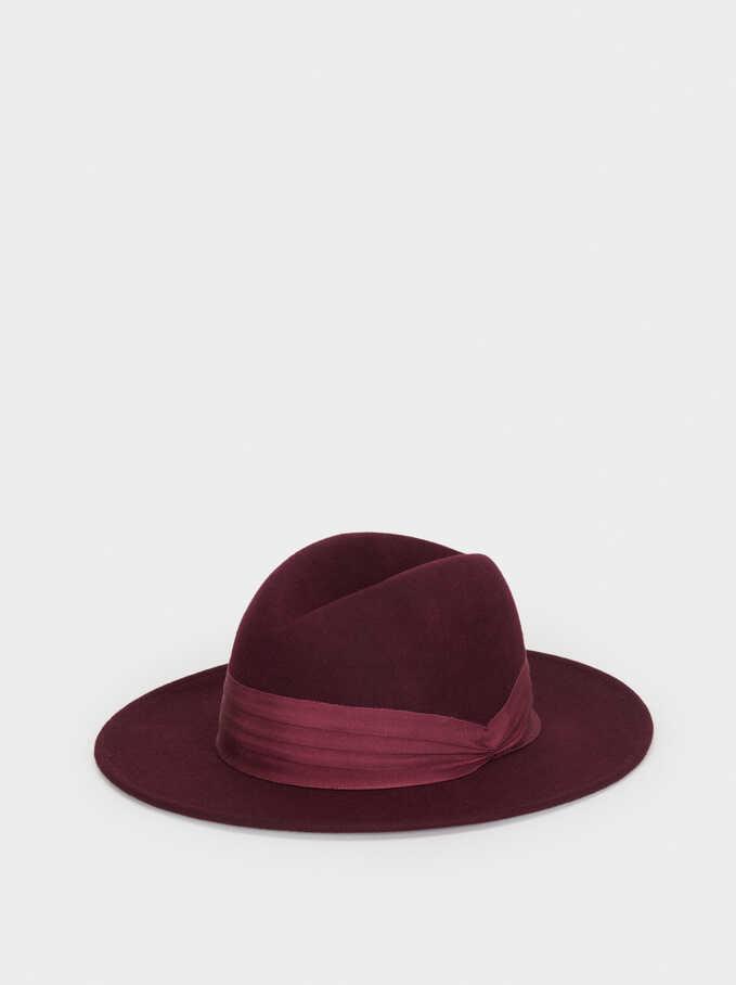 Sombrero De Lana, Burdeos, hi-res