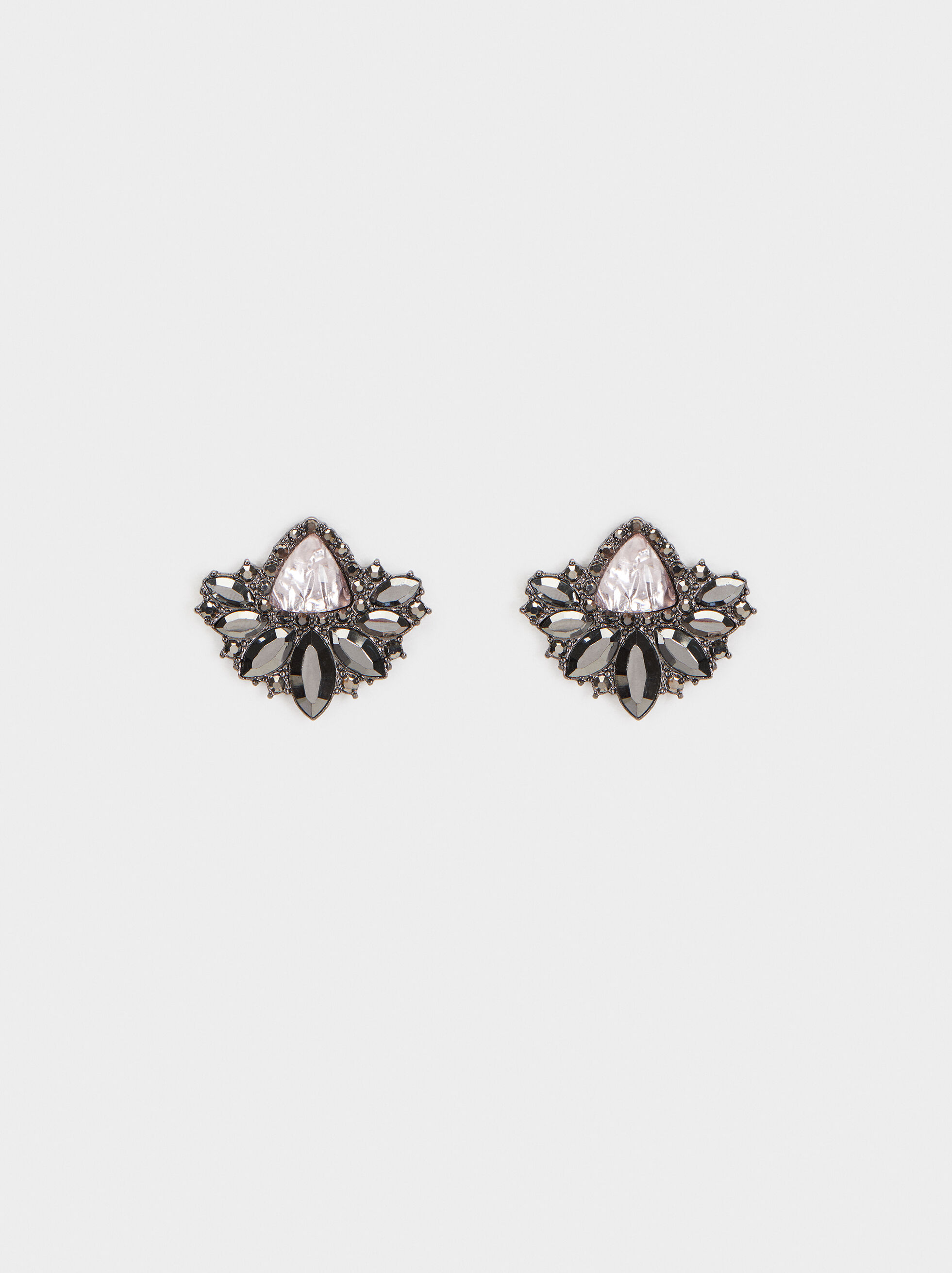 Cosmic Pink Studs, Multicolor, hi-res