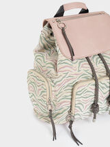 Tanzi Backpack, Pink, hi-res