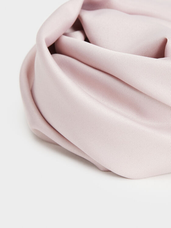 Square Scarf, Pink, hi-res