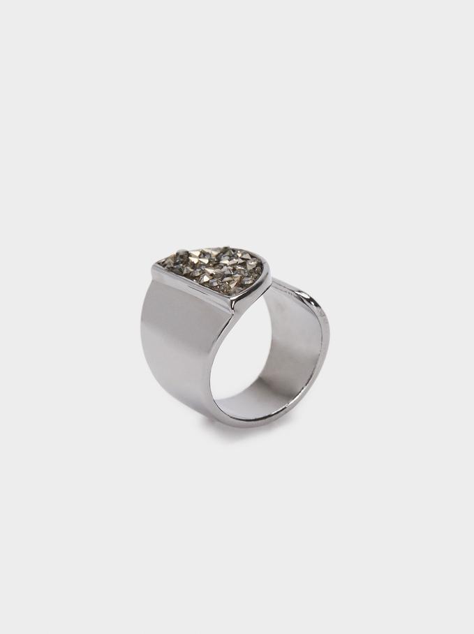 Rrhinestone Ring, , hi-res