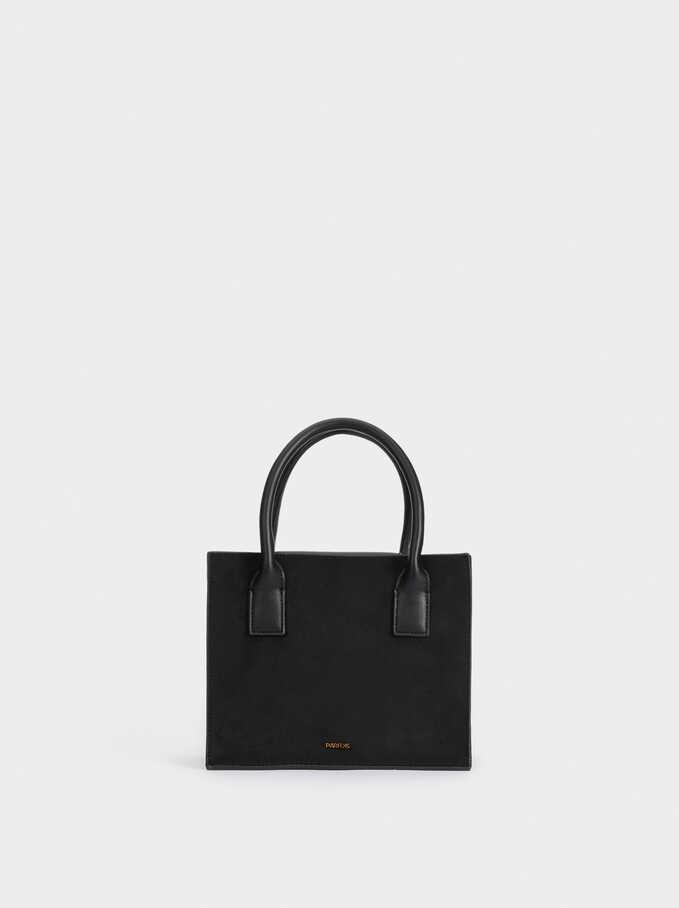 Tend Cross Bag, Black, hi-res