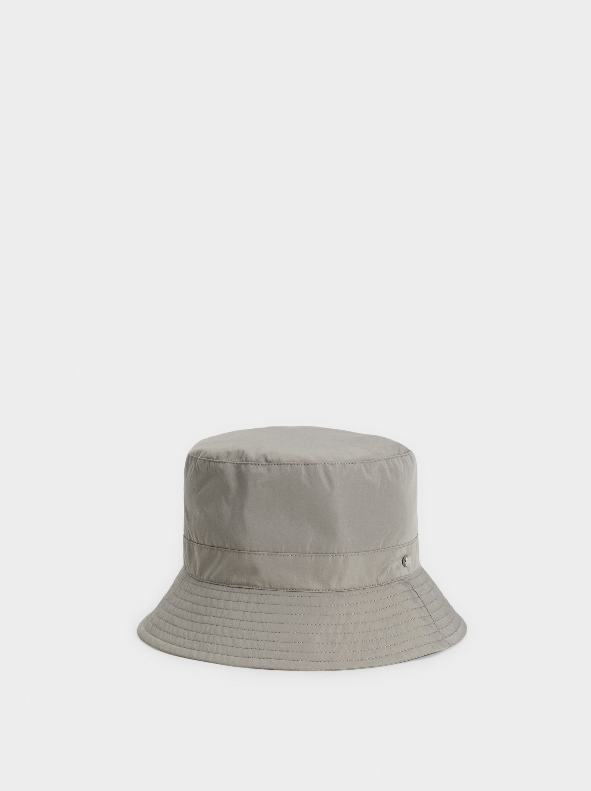 Waterproof Rain Hat , Grey, hi-res
