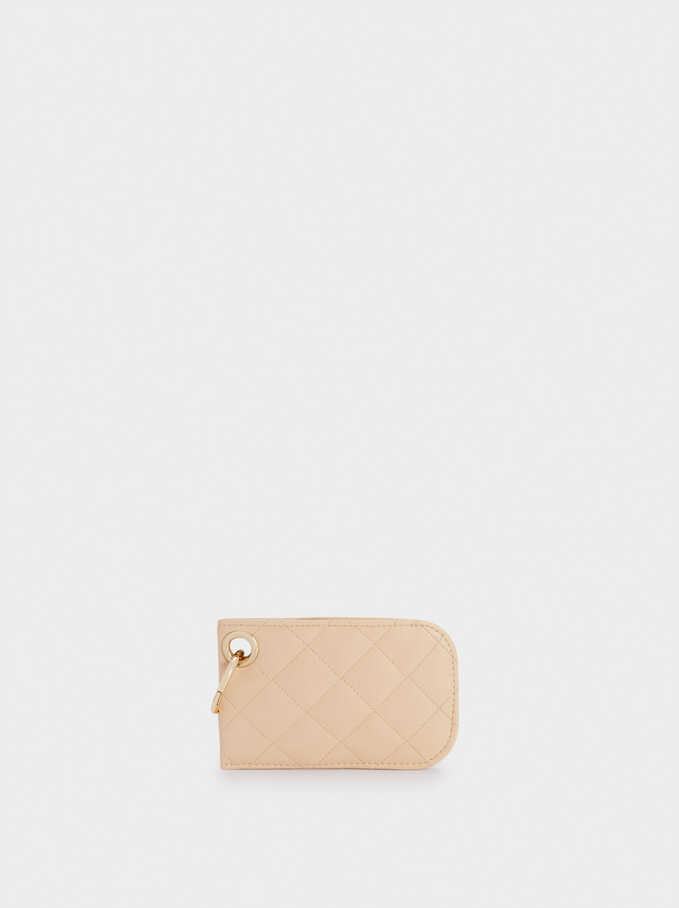 Mask Bag, Beige, hi-res