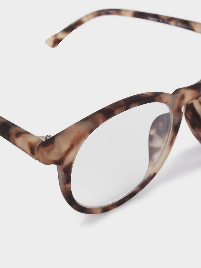 Graduated Reading Glasses, Brown, hi-res