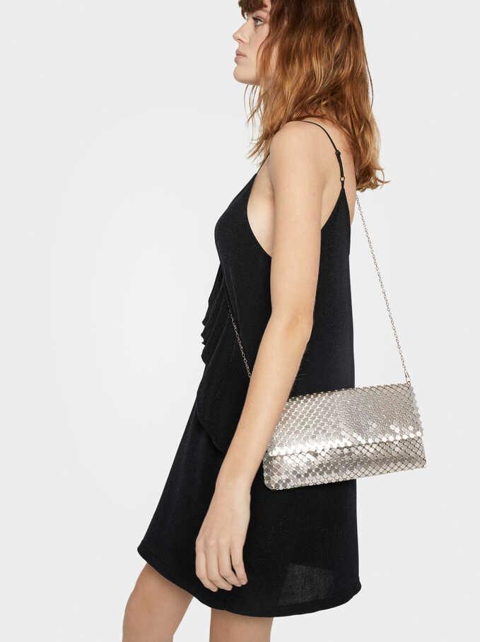 Big Mesh Hand Bag, , hi-res