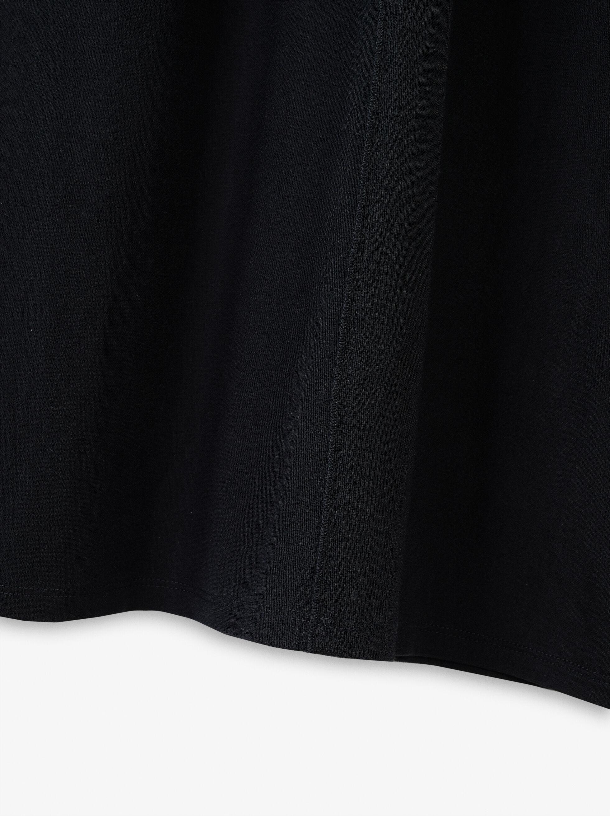Robe Fluide A Col En V Robes Parfois Com