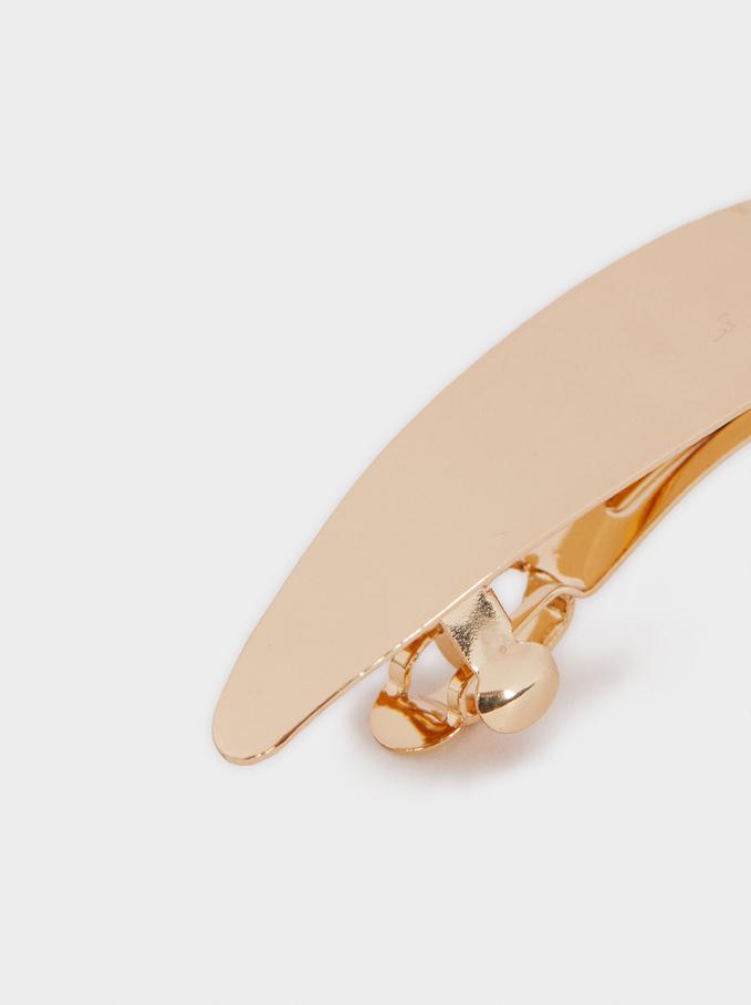 Gold Clip, Golden, hi-res