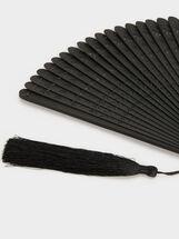 Basic Fan, Black, hi-res