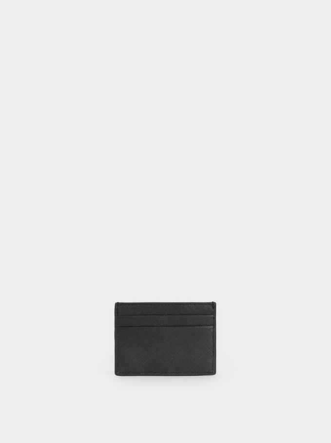 Basic Cardholder, Black, hi-res