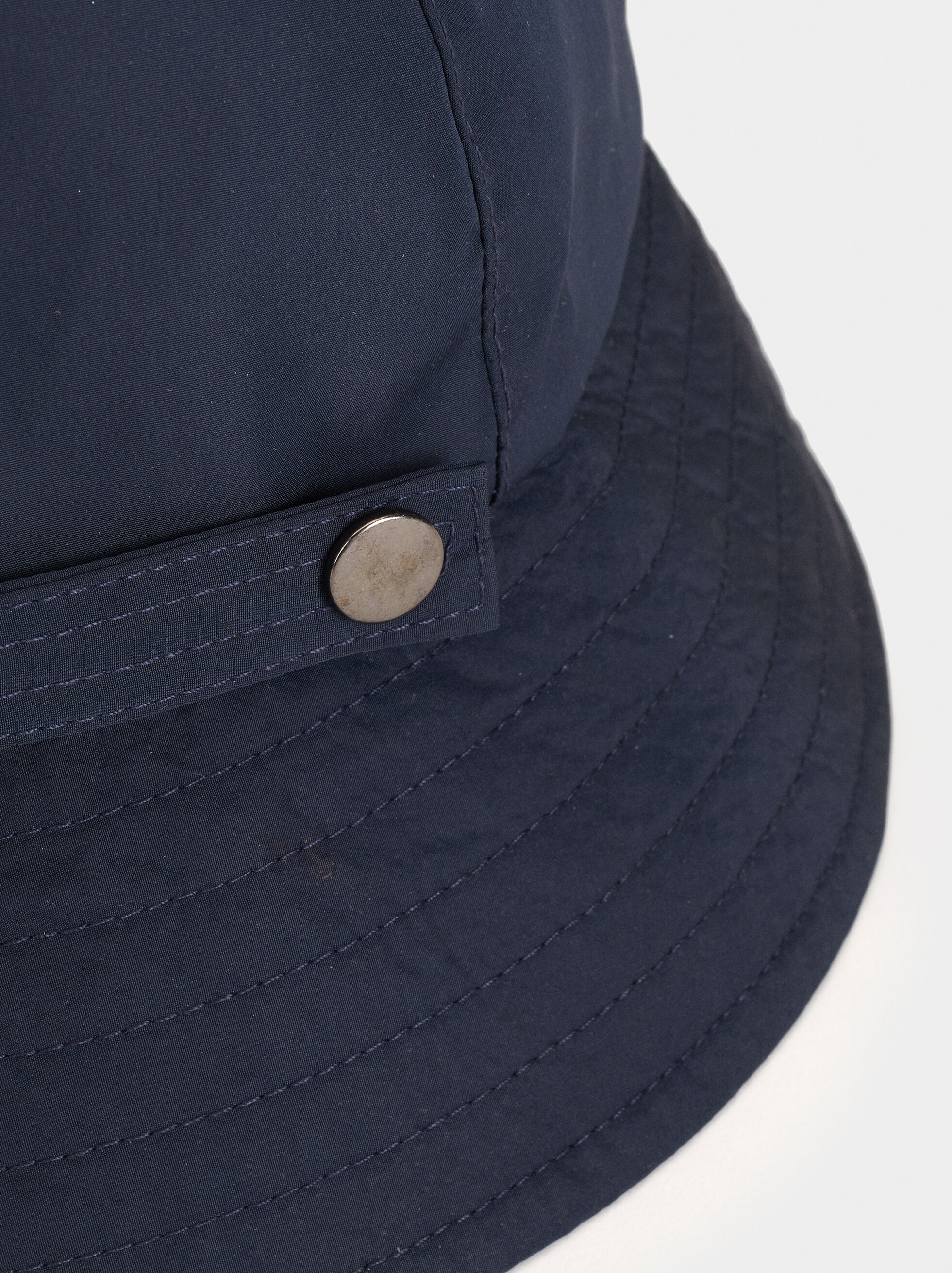 Rain Hat, Navy, hi-res