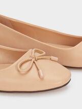 Basic Ballerinas, Pink, hi-res